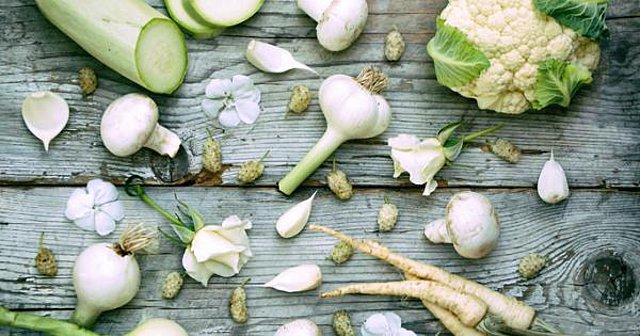 Λευκά λαχανικά: μια ξεχασμένη πηγή θρεπτικών συστατικών