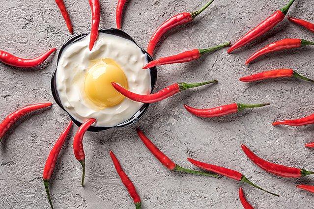 Aφροδισιακές τροφές: η επιστήμη της αγάπης