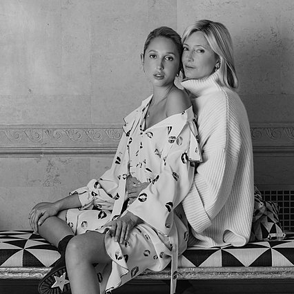 Marie Chantal και Ολυμπία: Μαμά και κόρη ποζάρουν για γνωστό περιοδικό