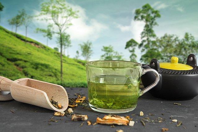 Πράσινο τσάι: 8 εναλλακτικές χρήσεις του που μπορεί να μην ήξερες
