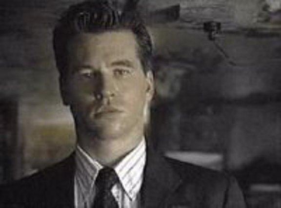 Ο Βαλ Κίλμερ σε σκηνές<BR> από την ταινία.