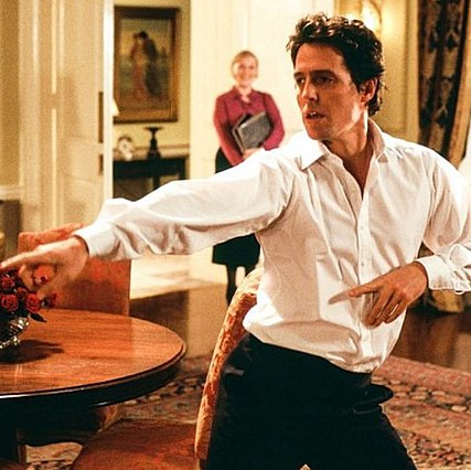 Hugh Grant: Εξηγεί γιατί δεν του άρεσε η σκηνή του  Love Actually  που χορεύει μόνος του