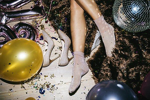 Πώς να μην μένεις μόνη σου στα πάρτυ