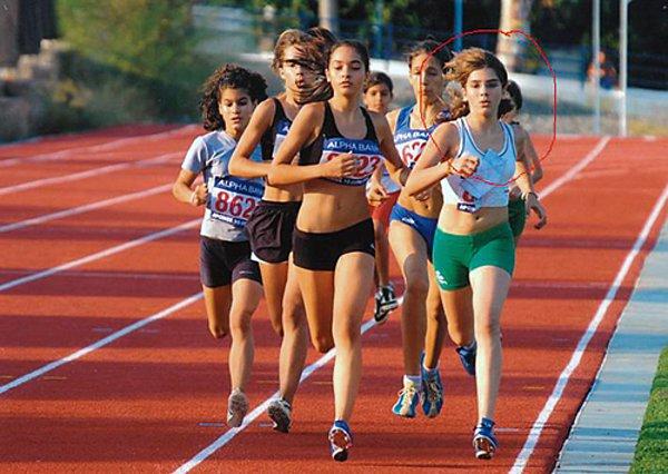 Θ. Δρακάκης:  Ονειρεύομαι να δω την κόρη μου ολυμπιονίκη