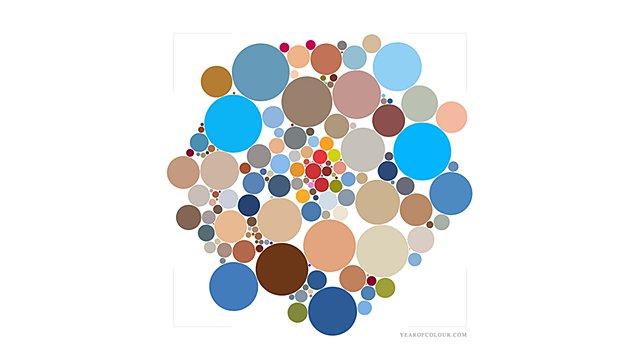 Year of Color: Η εφαρμογή των social media που αποκαλύπτει ενδιαφέροντα στοιχεία