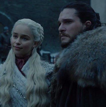 Game of Τhrones νέα πλάνα: Όταν η Daenerys γνώρισε τη Sansa [video]