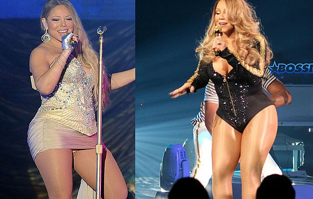 Mariah Carey: Τη θυμάστε έτσι αλλά η σημερινή της εικόνα θα σας εντυπωσιάσει! [Φωτογραφίες]