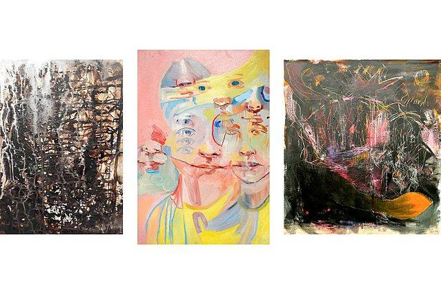 Η αίθουσα τέχνης Artshot - Sophia Gaitani παρουσιάζει την ομαδική έκθεση ζωγραφικής με τίτλο  Βιώνοντας αντιθέσεις