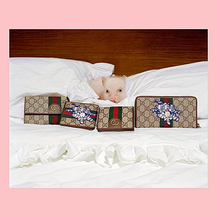 Τι σχέση έχουν τα Τρία Μικρά Γουρουνάκια με τη Gucci; [photos]