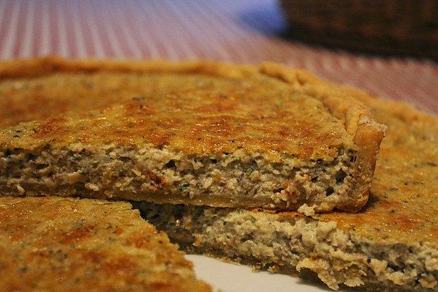 Τάρτα με μανιτάρια και παρμεζάνα: Μια ξεχωριστή χειμωνιάτικη γεύση που αξίζει να δοκιμάσεις