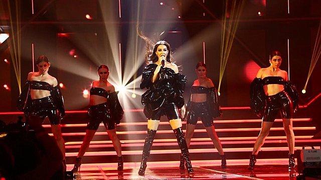 Αποθέωση για την Ελένη Φουρέιρα στον ισπανικό τελικό της Eurovision! [Βίντεο]