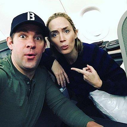 <p>John Krasinski και Emily Blunt. Ένα από τα πιο αγαπημένα ζευγάρια της διεθνούς σόουμπιζ που φαίνεται ότι ΤΟ έχουν!!!! Εσείς;</p>