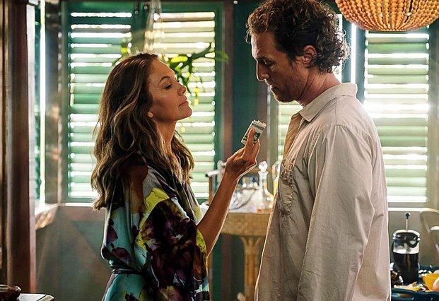 Ο Matthew McConaughey αποκαλύπτει με ποια διάσημη συμπρωταγωνίστριά του υπήρξε τρελά ερωτευμένος