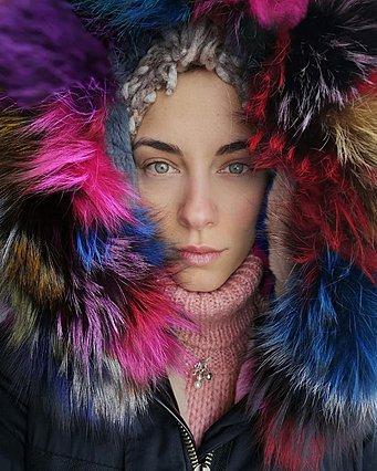 Δούκισσα Νομικού: Ήξερες ότι τα μάτια της έχουν διαφορετικό χρώμα; Ιδού 4 αποδείξεις