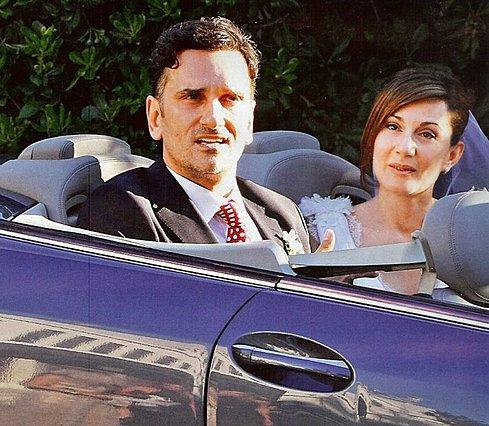 Παντρεύτηκε ο Νίκος Ψαρράς