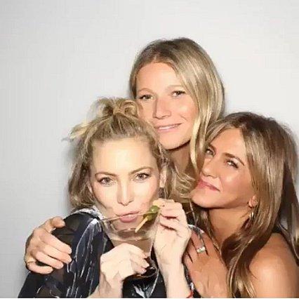 "<p>Kate Hudson, Gwynetr Paltrow, Jennifer Aniston... Οι τρεις κολλητές κάνουν ""πλακίτσα"" στον φακό!</p>"
