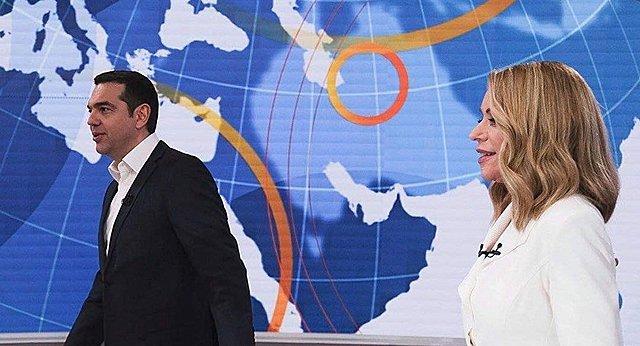 Τσίπρας-Στάη: Ο απολαυστικός διάλογος που δεν έδειξαν οι κάμερες! [Βίντεο]