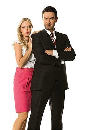 Ο κύριος και η κυρία Πελς