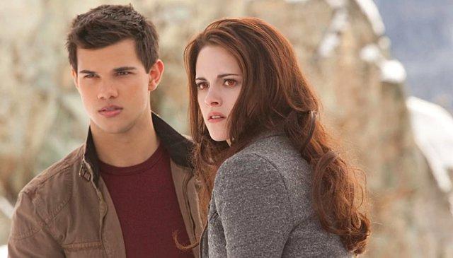 Twilight Reunion: Η Bella και ο Jacob ξανά μαζί [photos]