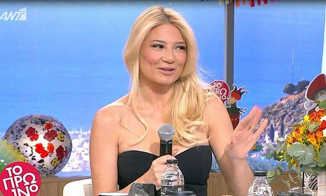 Φαίη Σκορδά: «Εγώ θα αποφασίσω αν θέλω να κάνω παιδί ή όχι, σε όποια ηλικία»!