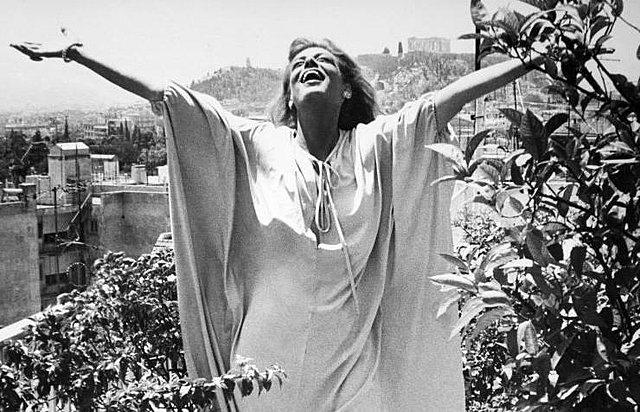 Μελίνα Μερκούρη - 27 χρόνια από τον θάνατό της: Δύο φωτογραφίες ντοκουμέντα