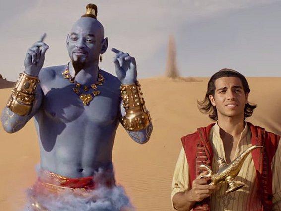 Aladdin: Ιδού το ολοκληρωμένο trailer της πολυαναμενόμενης ταινίας [video]