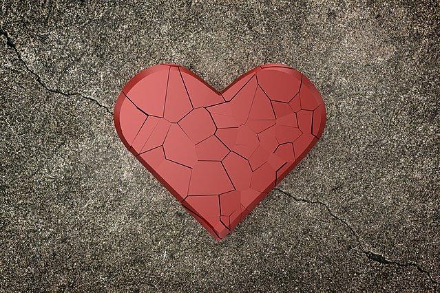 Η «ραγισμένη καρδιά» από θλίψη μπορεί να είναι πιο επικίνδυνη από ότι νομίζεις