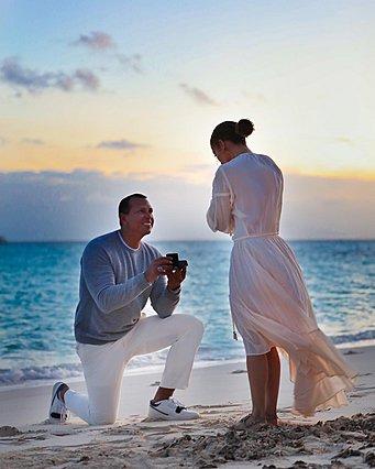 Jennifer Lopez & Alex Rodriguez: Καρέ καρέ η πρόταση γάμου -Και μια απορία! [photos]