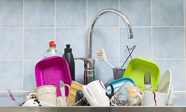 Το trick για το πλύσιμο των πιάτων που δεν ήξερες ότι χρειάζεσαι