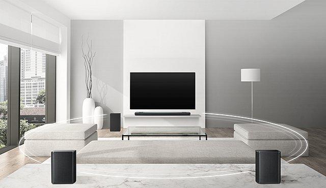 Η LG προτείνει ποιο soundbar ταιριάζει ανάλογα με το προφίλ του καταναλωτή