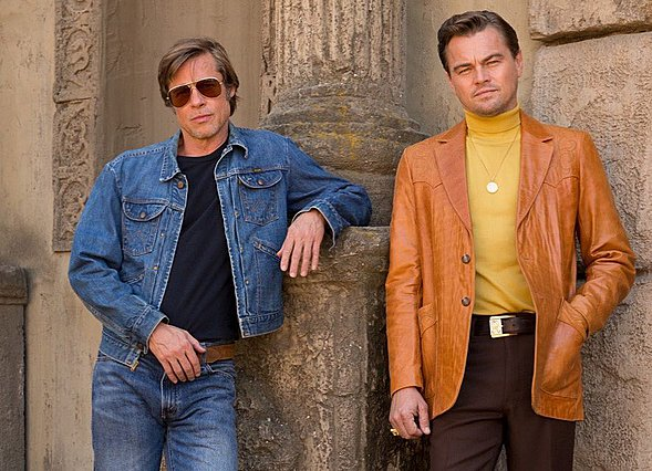 Brad Pitt και Leonardo DiCaprio: Το σούπερ δίδυμο του Τarantino και το photoshop που εξόργισε τους θαυμαστές