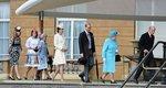 Μπάκιγχαμ: Η βασιλική οικογένεια υποδέχθηκε την άνοιξη ανοίγοντας τις πύλες του παλατιού
