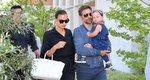 Η κόρη του Bradley Cooper και της Irina Shayk έκανε την πρώτη της δημόσια εμφάνιση μόνο με τον μπαμπά