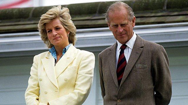 Diana και πρίγκιπας Φίλιππος: Η κρυφή σχέση μεταξύ νύφης και πεθερού αποκαλύφθηκε