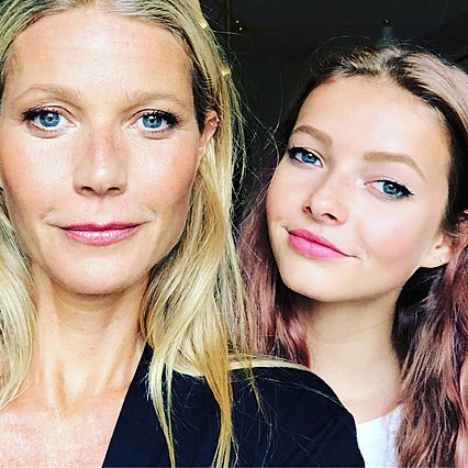 Gwyneth Paltrow: Για ποια φωτογραφία τους που μοιράστηκε τη μάλωσε η κόρη της;