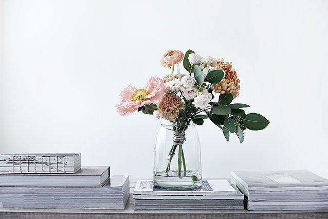 Πώς να διατηρήσεις τα λουλούδια στο βάζο για περισσότερες μέρες