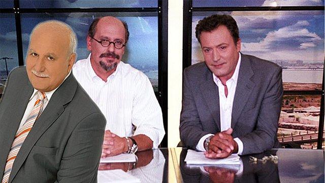 Συγκλονισμένος ο Γιώργος Παπαδάκης από την απώλεια του Βασίλη Λυριντζή-Λύγισε on air! [Βίντεο]