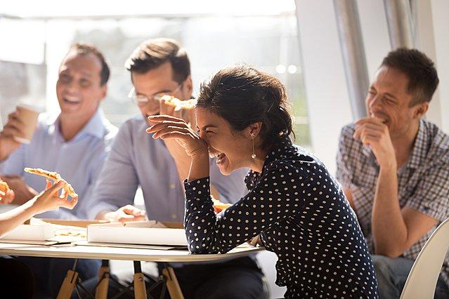 Το γέλιο κάνει καλό στην υγεία - Ιδού το πώς και το γιατί
