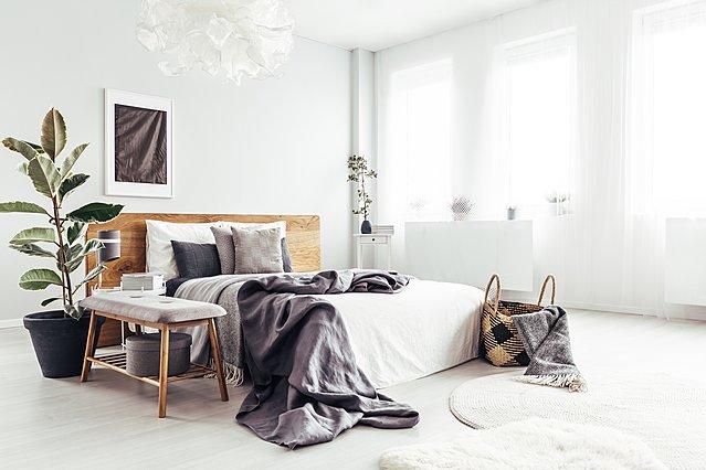 Πώς να ανανεώσεις την κρεβατοκάμαρα σου εύκολα και γρήγορα