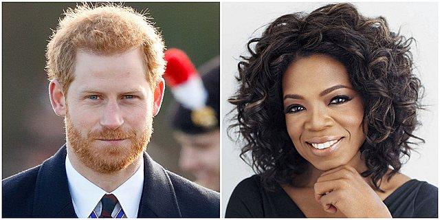 Ο πρίγκιπας Harry μόλις ανακοίνωσε μια συνεργασία-έκπληξη με την Oprah Winfrey