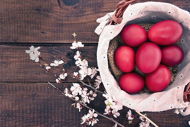 Τι κάνεις τα αυγά που περίσσεψαν από το τραπέζι της Λαμπρής;