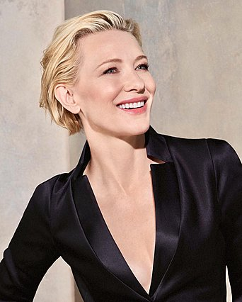 <p>Η Cate Blanchett συμπληρώνει 50 χρόνια ζωής τον Μάιο του 2019</p>