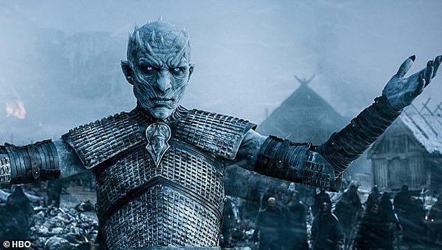 Game of Thrones: Η απίθανη ανάρτηση του Night King για την Arya και το αληθινό του πρόσωπο [photos]