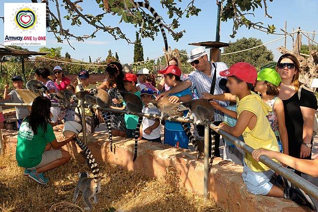 Amway Hellas: ταξιδεύει με το «Το Χαμόγελο του Παιδιού»