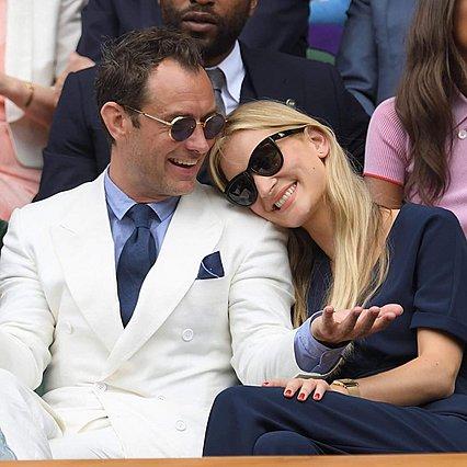Μυστικός γάμος και για τον Jude Law: Δεν έχεις δει πιο εναλλακτικό γαμπρό [Photos]