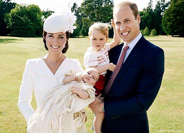 Ο πρίγκιπας Γουίλιαμ αποκαλύπτει μυστικά για τα παιδιά του