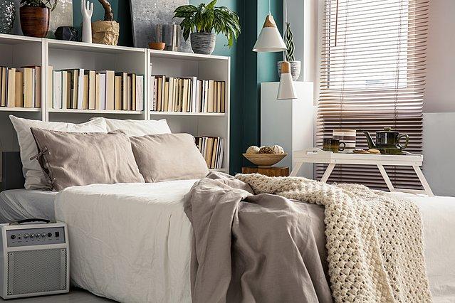 Πώς να δημιουργήσεις περισσότερη αρμονία στην κρεβατοκάμαρα σου - και να κοιμηθείς καλύτερα