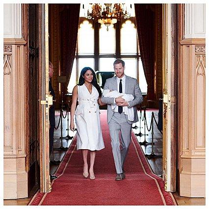 Ο Harry, η Meghan και οι νταντάδες του Archie - Μέγα ζήτημα στο παλάτι