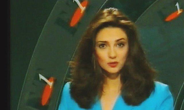 Μαρία Λεκάκη: Η Γκαρσόνα Β στο τηλεοπτικό της ντεμπούτο όπως δεν την έχετε ξαναδεί! [Βίντεο]