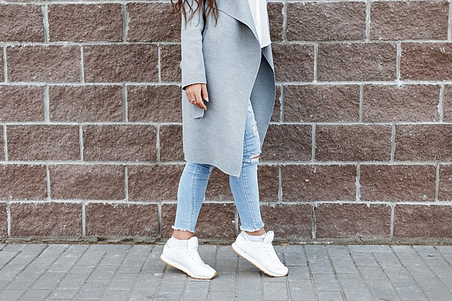 6 τρόποι να διατηρήσεις καθαρά τα λευκά σου sneakers